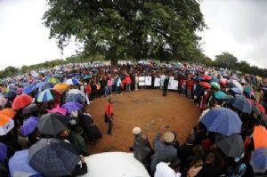 Des réfugiés ougandais vont organiser une manifestation au Botswana