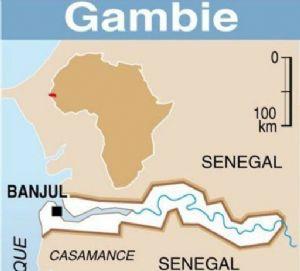 Gambie : Adama Barrow accueilli par une foule