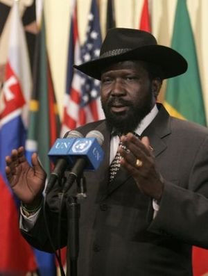 Soudan du sud: signature d'un accord «préliminaire» sur le partage du pouvoir