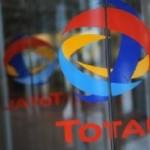 Logo de TOTAL (DR, AFP)