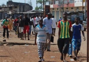 Guinée: tensions lors d'une nouvelle journée «ville morte» à Conakry