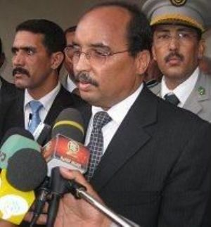 Le président mauritanien invité en visite officielle en Algérie