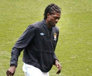 Le salut d'Adebayor aux athlètes togolaises