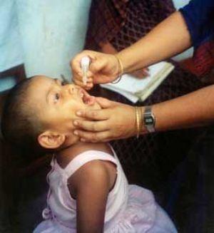 Tchad : la riposte contre la poliomyélite continue