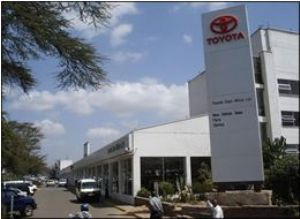 Toyota Kenya ouvrira 2 nouvelles usines