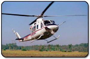 Des hélicoptères sénégalais survolent le territoire bissau-guinéen