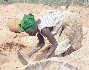 Nigeria: les habitants abandonnent l'exploitation du pétrole pour l'or