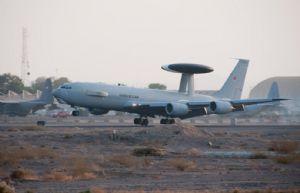 Atalante : Déploiement d'un Falcon 50M et d'un E3F à Djibouti