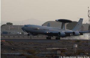 L'E-3F au cœur de l'opération Atalante