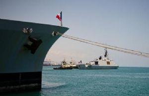 Piraterie : Fin de mission pour l'Aconit en Atalante