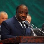AFP/Archives Pius Utomi Ekpei. Le Président gabonais Ali Bongo Ondimba, le 10 février 2012, à Libreville