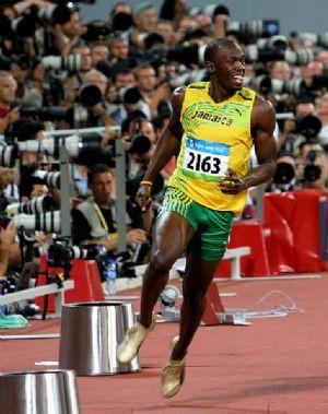Mondiaux d'athlétisme 2017 : La chute d'Usain Bolt avant sa retraite
