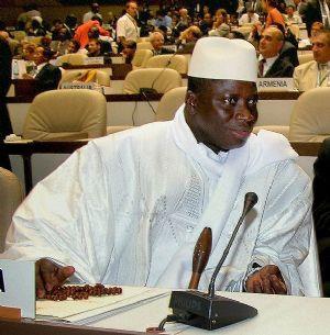 Gambie : les corps des trois comploteurs de 2014 retrouvés