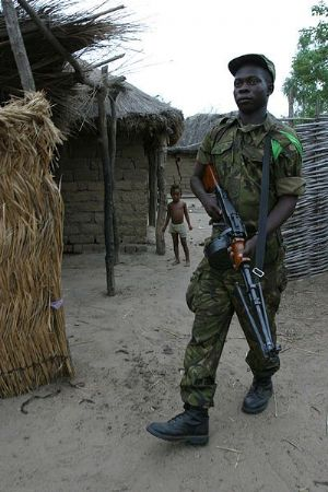 Centrafrique : Appui confirmé de l'armée tchadienne pour combattre les rebelles dans le nord