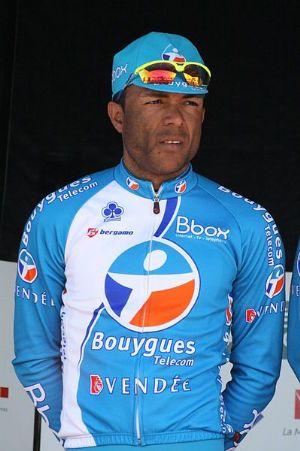 Tropicale Amissa Bongo : Le Français Yohann Gène remportela sixième étape