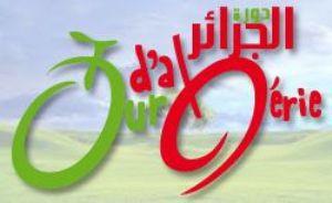 Départ du Tour d'Algérie-2013 de cyclisme
