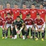 Les Pharaons, équipe nationale égyptienne