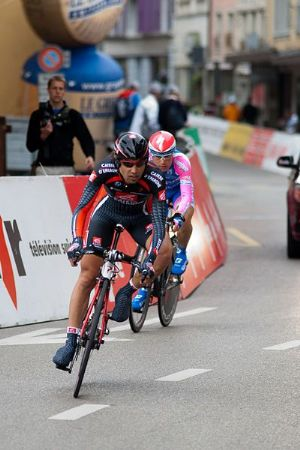 Tour cycliste du Maroc : Le Français Perget Mathieu remporte la 2è étape