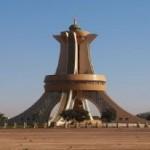 Monument des martyrs, Ouagadougou, Burkina Faso