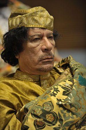 La Libye: envisage retirer les prêts accordés par kadhafi aux pays africains