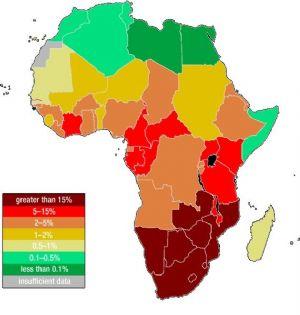 Les jeunes de l'Afrique centrale mobilisés contre le VIH/Sida