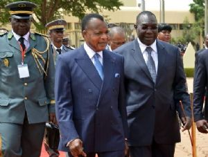 Congo-Brazzaville : le président Denis Sassou N'Guesso inaugure le plus grand projet pétrolier du pays