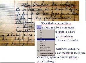 Un correcteur d orthographe pour la langue bambara - Correcteur orthographique open office ...