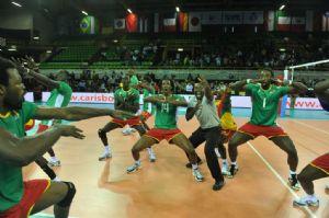 Volleyball : le Cameroun, 2e pays africain qualifié pour le championnat du monde 2014 en Pologne après l'Egypte