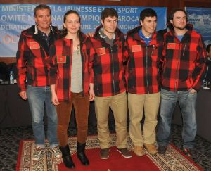 J-O : Le marocain Adam Lamhamedi 47 ème du slalom géant