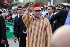 Maroc : la lettre du roi Mohammed VI à la reine Elisabeth II