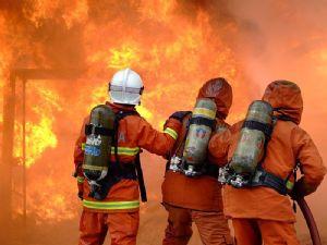 Guinée : Un incendie ravage le plus grand marché de Conakry