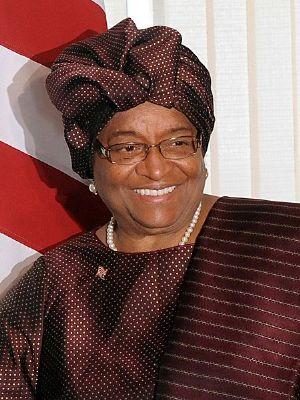 Le RSSG Djinnit rencontre la présidente Ellen Johnson-Sirleaf du Liberia
