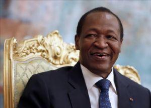Compaoré effectue une visite d'amitié et de travail au Mali