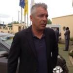 Jorge Paulo Costa, entraîneur des Panthères du Gabon