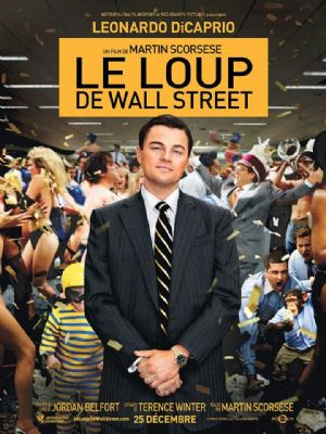 """<strong style=""""margin-right:4px;"""">© Facebook.</strong>  Affiche du film """"Le loup de Wall Street"""""""