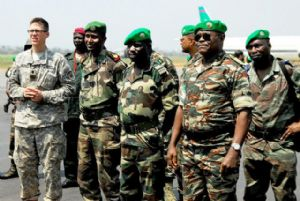 Les groupes armés centrafricains présentent leurs revendications à l'Union Africaine