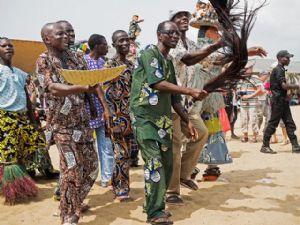 Bénin : Des magistrats manifestent pour réclamer leur droit de grève