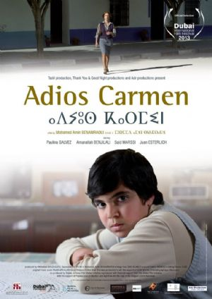 """<strong style=""""margin-right:4px;"""">© Facebook.</strong>  Affiche du film Adios Carmen."""