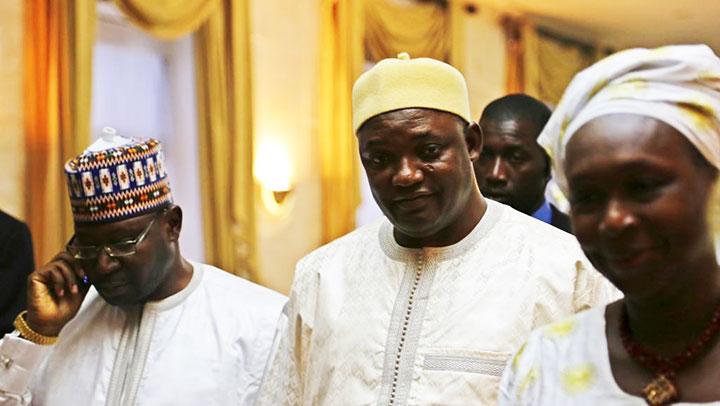 Gambie: La justice post Jammeh met le pouvoir Barrow à rude épreuve