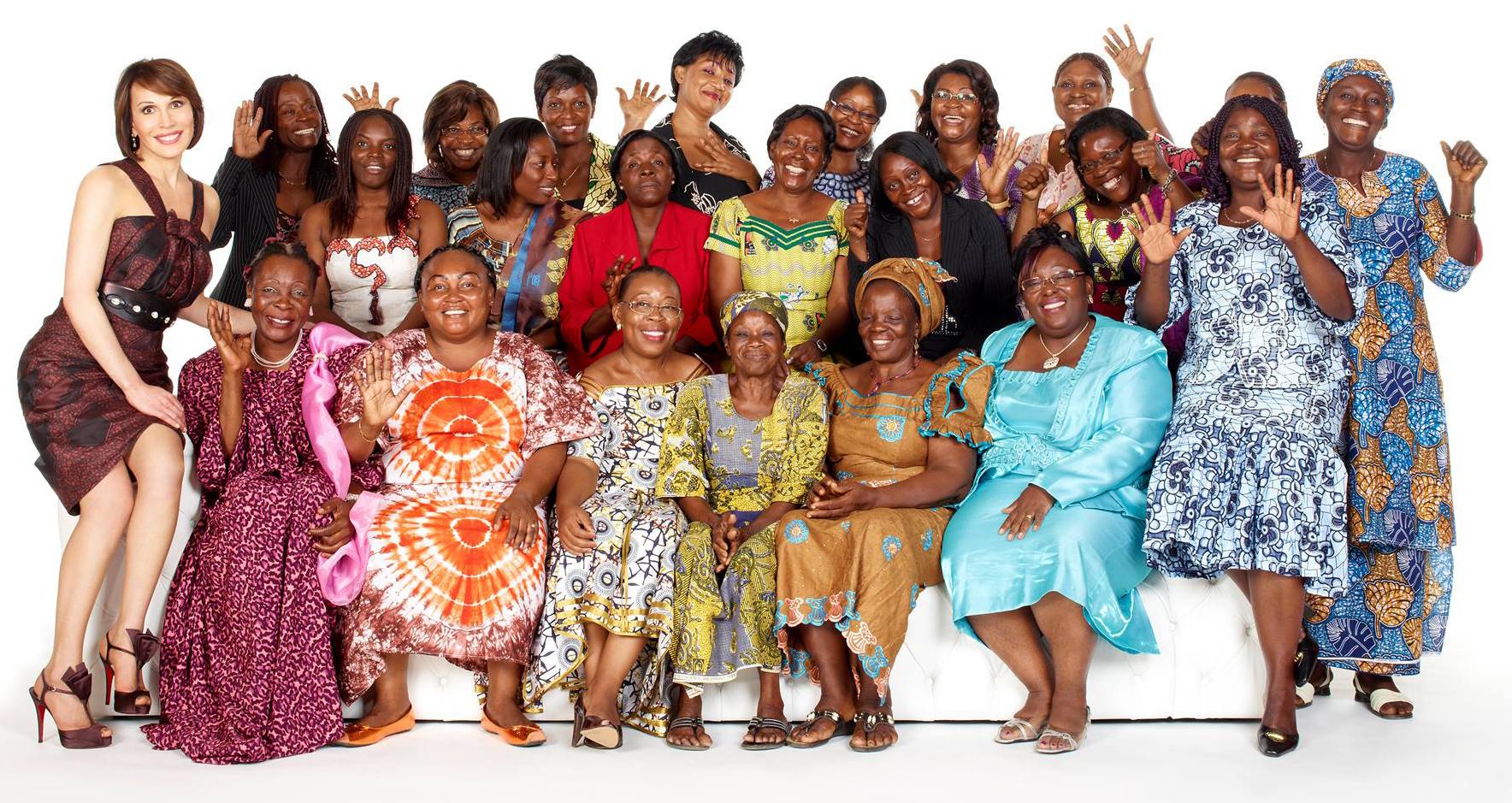 8 mars : Sylvia Bongo en première ligne pour lutter contre les violences faites aux femmes