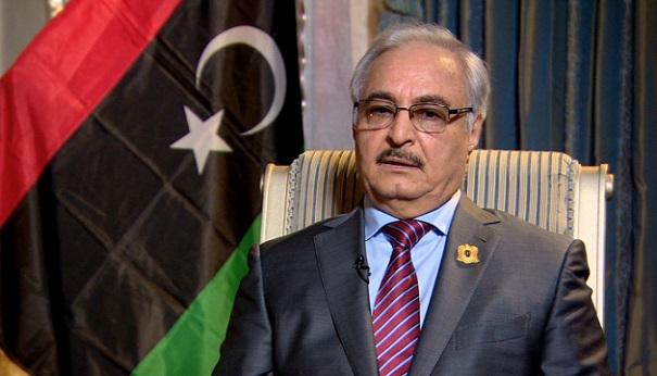 Libye: Visite d'Etat ce lundi du Maréchal Haftar enTunisie