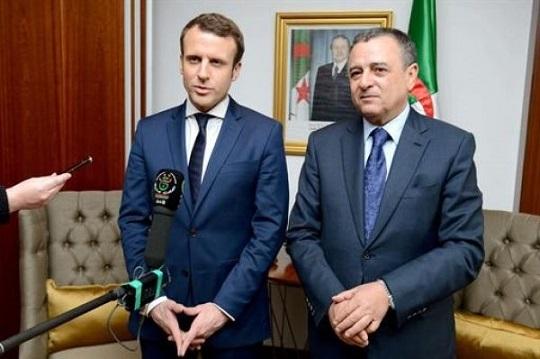 Algérie: Emmanuel Macron rompt-il avec la tradition?