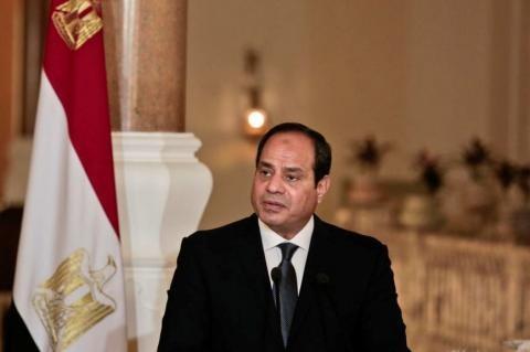 Egypte: Abdel Fattah Al-Sissi,«les Égyptiens, en deux ans, ont renversé deux présidents»