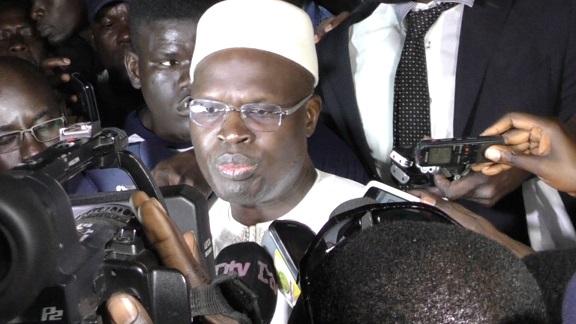 La caisse noire de la mairie de Dakar est connue des autorités selon Khalifa Sall
