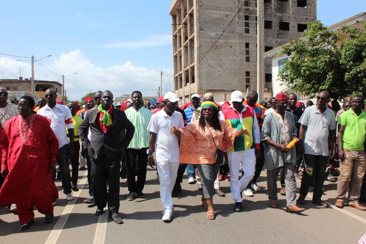Togo: qu'est ce qui a poussé l'opposition à se rendre chez akufo-addo ce mercredi ?