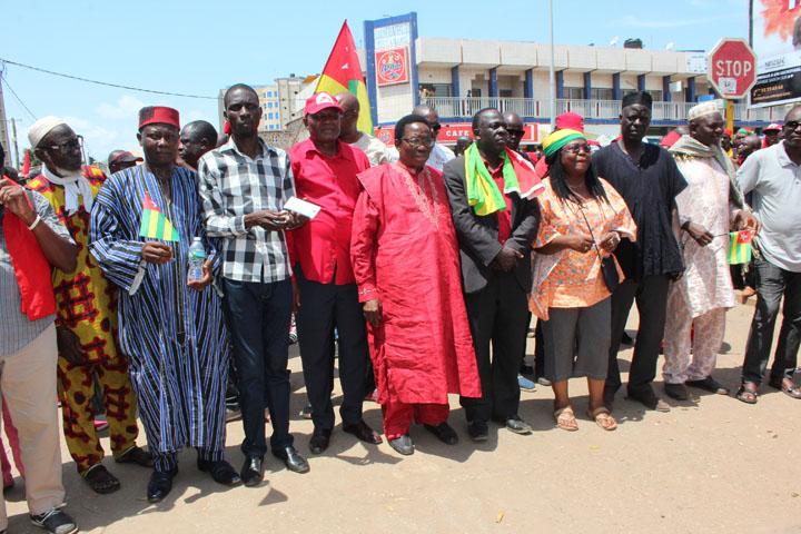 Togo : il n'est pas question que Faure Gnassingbé se représente (opposition)