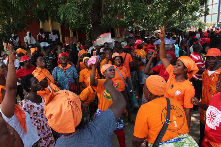 Crise politico-sociale au Togo/Une semaine de toutes les incertitudes s'ouvre avec la reprise des marches de l'Opposition dans un contexte de grèves