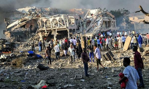 Somalie: beaucoup de messages de soutien et très peu d'aide humanitaire