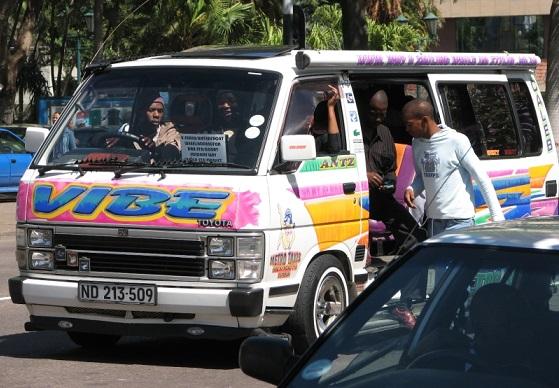 Afrique du Sud: une guerre de territoire entre taximen fait 10 morts dans le Kwazulu-Natal