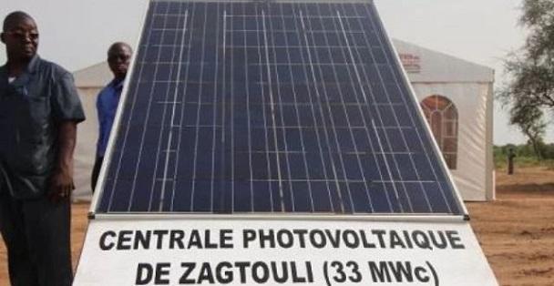 Burkina Faso: le solaire pour réduire la dépendance énergétique